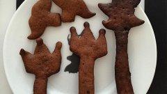 Когато коледните бисквити прегорят  Вижте в галерията какво се случва, когато се престараем по Коледа