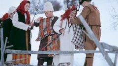 ... или пернишко сурвакане в село Кошарево