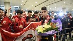 Ръководството на китайската Суперлига намали броя на чужденците във всеки отбор на трима