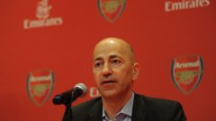 Иван Газидис напусна Арсенал след 10 години