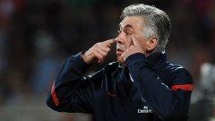 Анчелоти може да се върне във Висшата лига начело на Манчестър Сити