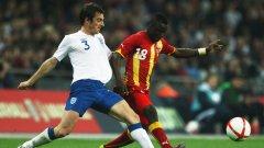 Англия не удържа минималната си преднина срещу Гана и допусна гол в продължението