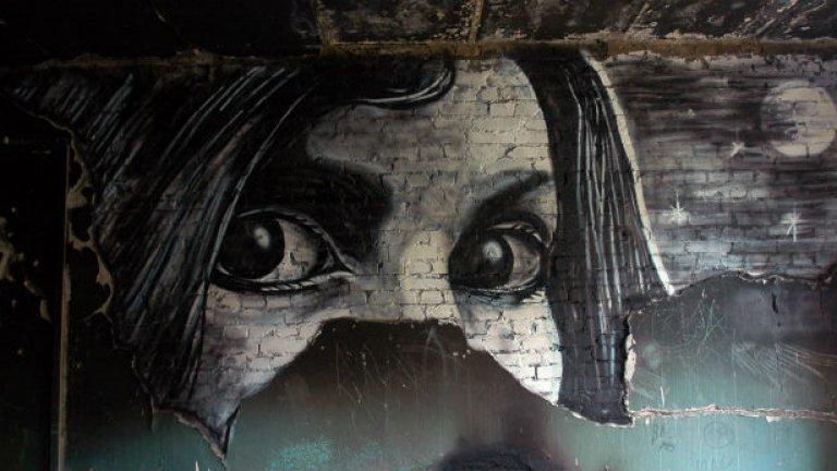 Паша 183 превърна графитите в Русия от вандализъм в изкуство