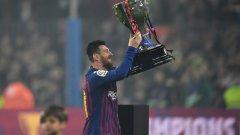 Лео Меси вдига титлата на Испания, която е втора поредна за Барселона. В останалите топ първенства на Европа първенците също защитиха титлите си
