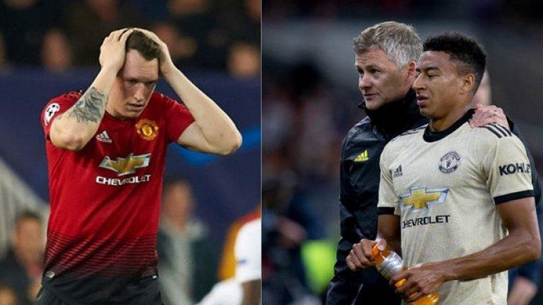 Този трансферен прозорец е поредната възможност на Юнайтед да се освободи от редица ненужни футболисти, които се задържаха твърде дълго в отбора