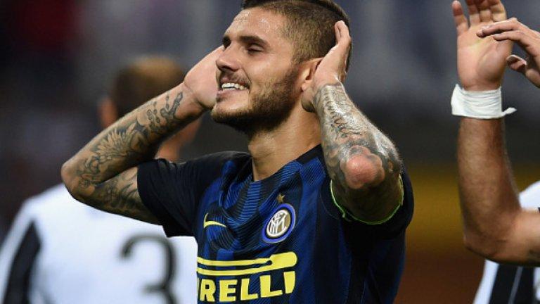 5 причини защо Интер може да спечели Дерби д`Италия. Вижте ги в галерията...