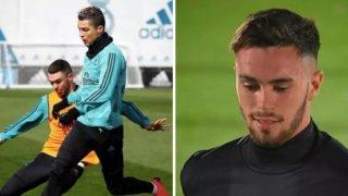 Как едно грубо влизане срещу Роналдо провали кариерата му в Реал Мадрид