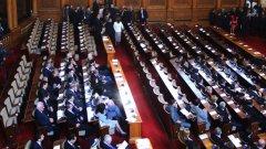 ГЕРБ поискаха и референдум за задължително гласуване на местните избори през есента
