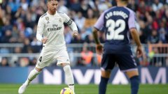 Рамос е щатният изпълнител на дузпите в Реал след напускането на Кристиано Роналдо