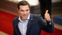 Изказването на Алексис Ципрас предизвика бурна реакция в Европарламента