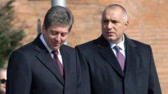 Първанов и Борисов - безсмислени шоумени
