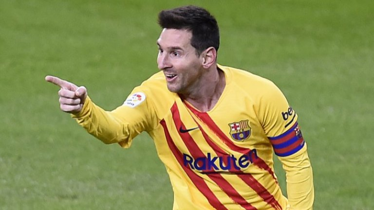 Как Меси преоткри магията през 2021 г. и избухна с 21 гола в 17 мача