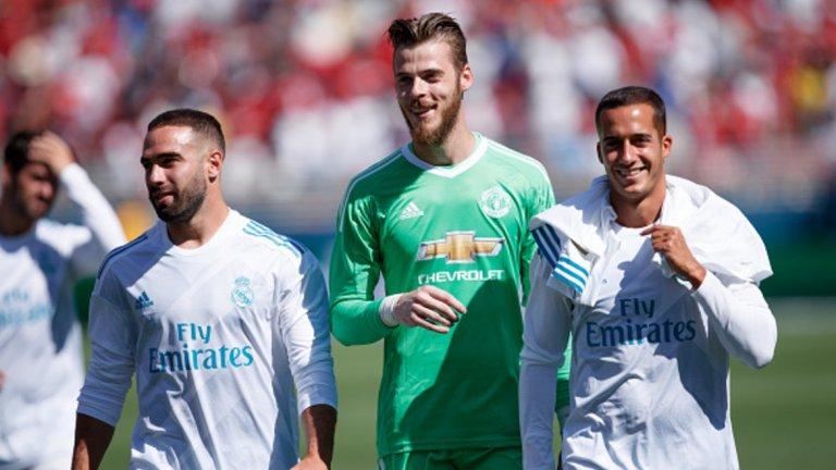 5. Все пак, това беше само контрола  Разбира се, не трябва да си вадим генерални изводи от мача. И двата отбора играха с напълно различни 11-орки през двете полувремена. За Реал пък това бе самото начало на предсезонната подготовка. И двамата треньори изтъкнаха, че най-важното от този турнир не са резултатите, а обиграването на състава и подготовката за предстоящия сезон.  Реал и Юнайтед ще се изправят един срещу друг отново на 8 август на националния стадион в Македония в сблъсък за Суперкупата на УЕФА. Бъдете сигурни, че това ще е напълно различен мач, от който вече ще можем да извадим малко повече предположения за играта на двата тима през 2017/18.