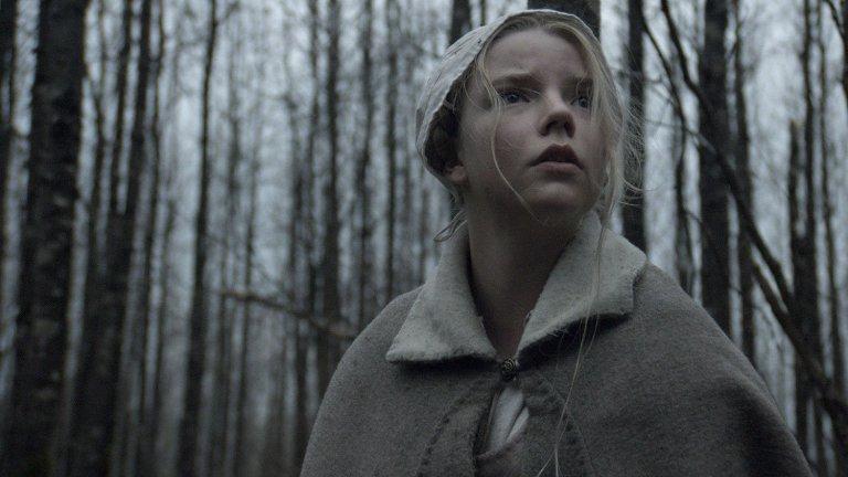 """""""Вещицата"""" (The Witch, 2015 г.)  Провинциална Нова Англия през 17 век. Фермер и семейството му са принудени да се преместят в още по-отдалечен район след религиозен спор. Скоро обаче инциденти с децата на фермера само засилват подозренията на местната общност около фамилията. Обвинения във вещерство, заплаха в мрачните гори, едно сриващо се семейство - """"Вещицата"""" има какво да ви предложи.  Преди да провокира с """"Фарът"""" Робърт Егърс привлече погледи с този филм, който оставя сериозен спомен в съзнанието на всеки зрител."""