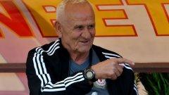 Люпко Петрович отново успя да излъже съперника, но ЦСКА никак не впечатли с представянето си