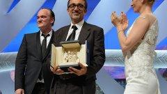 Наградата на Джейлан от Кан съвпада с 100-годишнината на турското кино