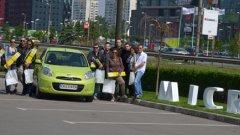 Nissan Micra и финалистите в Голямото паркиране