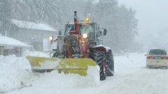 """Наказват снегопочистващата фирма в """"Люлин"""" заради неизпълнени задачи"""