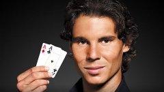 След като покори най-високите върхове на тениса, Рафа ще се опита да стори същото и в света на покера