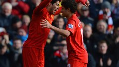Суарес и Коутиньо играха заедно в Ливърпул през 2013 и 2014 г. и са запазили близки отношения оттогава