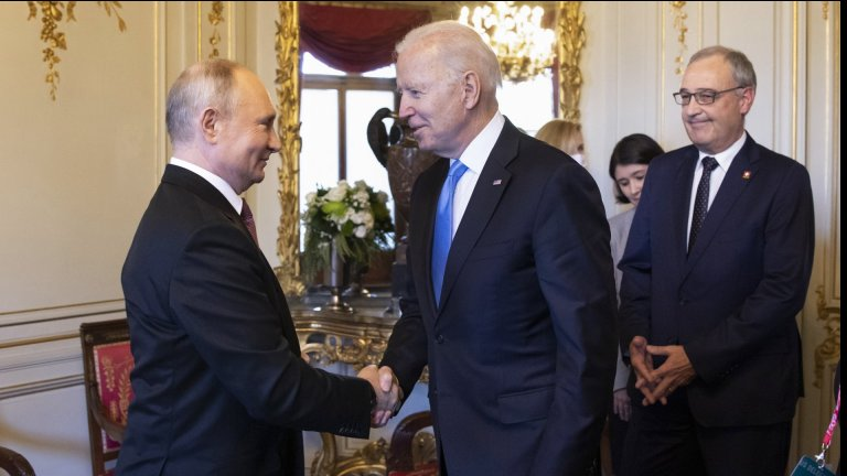 Двамата лидери поставиха основа за диалог между САЩ и Русия