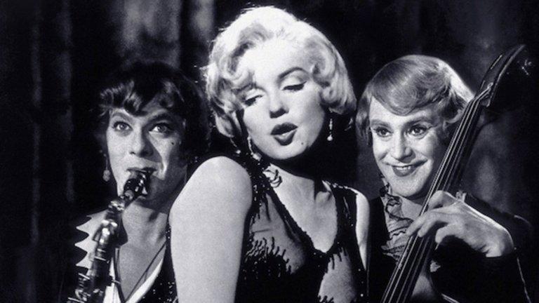 """Мерилин Монро, """"Манхатън"""" и """"Някои го предпочитат горещо"""""""