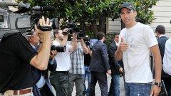 """Най-голямото име в лятната селекция на """"бианконерите"""" до момента е ветеранът Лусио, който идва със свободен трансфер от Интер"""