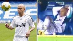 """Жулиен Фобер все по-често ще бъде споменаван като един от най-големите трансферни провали на Реал Мадрид и ще остане в историята като футболистът, """"заспал"""" на резервната скамейка"""