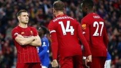 """Спорна дузпа и магията на """"Анфийлд"""" донесоха победата на Ливърпул в 95-ата минута  (видео)"""