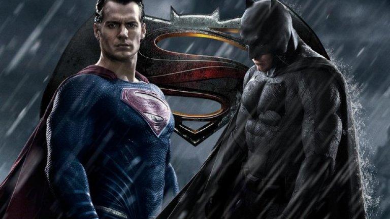 """Дяволът е в детайлите на първия трейлър на """"Батман vs. Супермен"""" (ГАЛЕРИЯ)"""