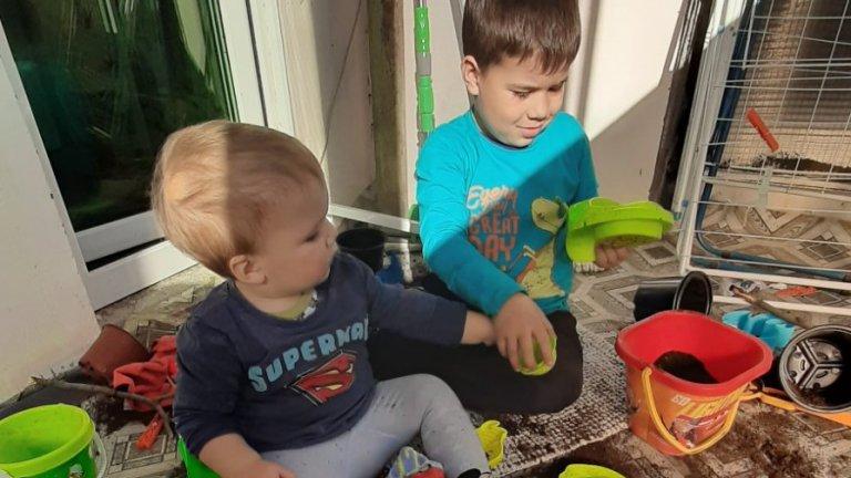 Партията подчертава, че детето не е и не може да се разглежда като отделен от семейството си субект
