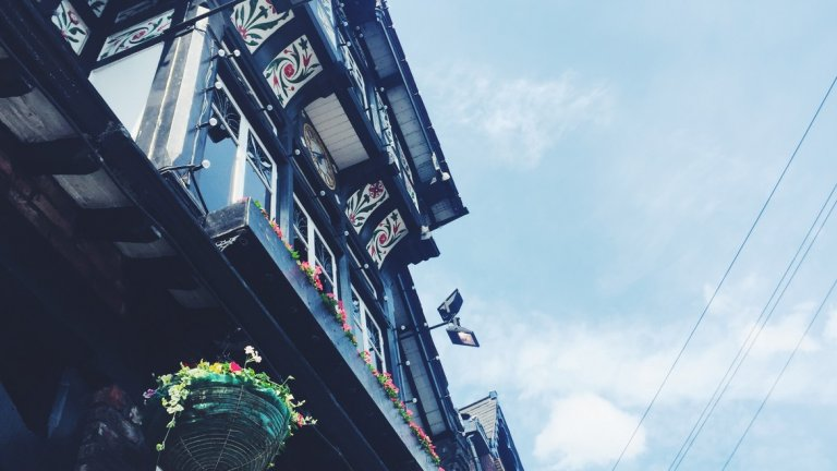 Ларк лейн - едно от най-хипстърските места в града