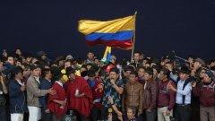 Протестите в Еквадор са срещу орязване на субсидиите за горива в страната