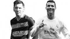 Меси и Роналдо водят тяхната си мини Ел Класико надпревара. Португалецът има 41 гола за сезона срещу 37 на Лео. Но това е единствената утеха на Мадрид, ако изобщо индивидуалните рекорди имат смисъл в клуб като Реал.