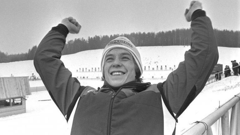 Ерик Квалфос е човекът, който на практика дава път на Бьорндален в големия биатлон