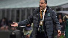 Димитър Димитров похвали футболистите си