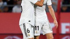 Това е втора победа за Реал под ръководството на новия треньор Лопетеги