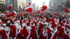 """""""Коледа е едно голямо кичозно оглупяване, което обаче всички обичаме"""""""
