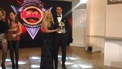 Ивелин Попов разкри, че е обещал на съпругата си Елена Паришева да спечели наградата и този път