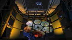 Така ще изглежда мега телескопът GMT