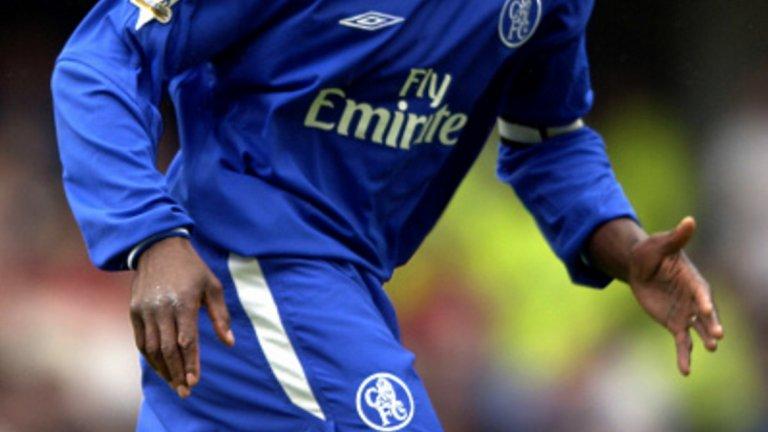 Марсел Десаи Французинът бе един от голмайсторите в споменатия мач от края на сезон 2002/03 срещу Ливърпул. Следващата кампания бе последната за него с екипа на Челси. В момента той се изявява като коментатор и се занимава с благотворителна дейност.
