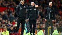 Солскяер вярва, че тимът му все още има шансове да се класира за финала, въпреки че на Юнайтед му предстои реванш като гост на Сити.