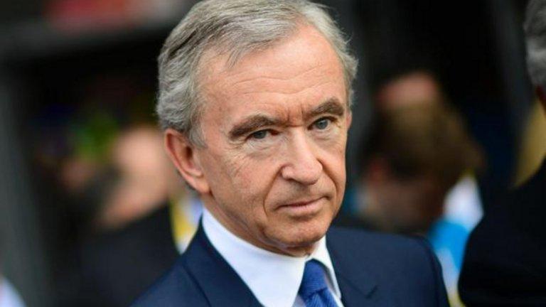 4. Бернар Арно (LVMH) Държава: Франция Богатство: 76 милиарда долара