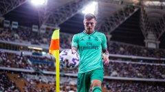 """Голът на Тони Кроос срещу Валенсия ни накара да се разровим и да проверим защо голът директно от корнер се нарича """"Олимпико"""""""