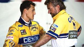 """Вили Вебер заяви, че """"затваря главата """"Шумахер"""". Какво ли означава това?"""