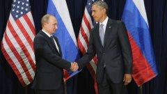 Владимир Путин изглеждаше, така да се каже, загадъчно.  Той се усмихваше едва забележимо: на лицето му сякаш беше изписана цялата предистория на тази среща. На лицето на американския президент беше изписан нейният послеслов. А този послеслов беше безмълвен.