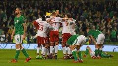 Дания изигра много силен мач и си заслужи класирането