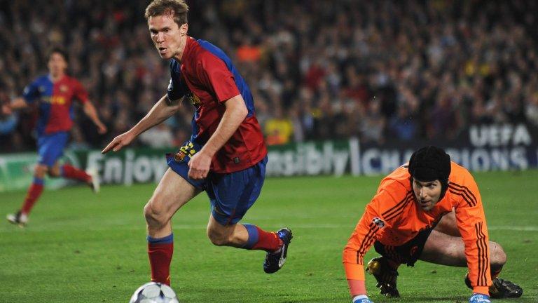 """""""Все още не разбирам защо си тръгнах от Арсенал и отидох в Барселона"""""""