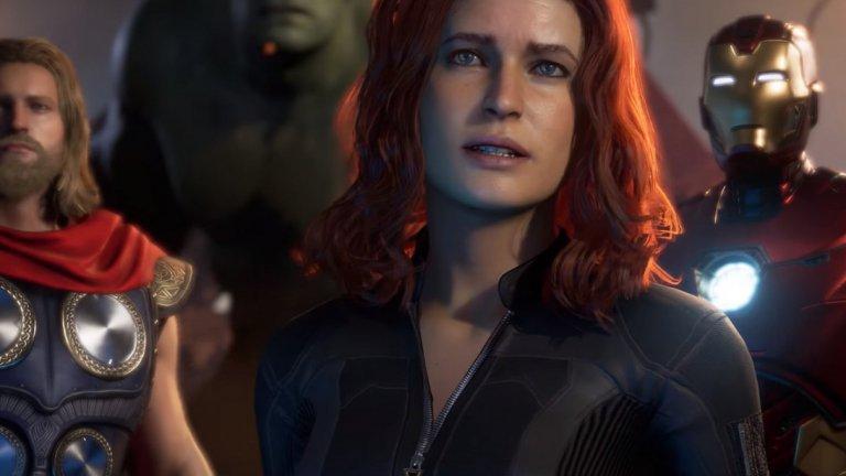 Marvel's Avengers  След като вече приключи трилогията си за Tomb Raider, екипът на Crystal Dynamics се зае с различен вид проект за супергерои. В тази екшън-приключенска игра Сан Франциско е подложен на атака и Отмъстителите са призовани да спасят положението. Играчите поемат ролите на любими герои от комиксите и филмите на Marvel, включително Тор, Железния човек, Хълк, Капитан Америка и Черната вдовица, всеки със собствени специални умения. Играта ще излезе на 15 май за Google Stadia, PlayStation 4, Windows PC и Xbox One.