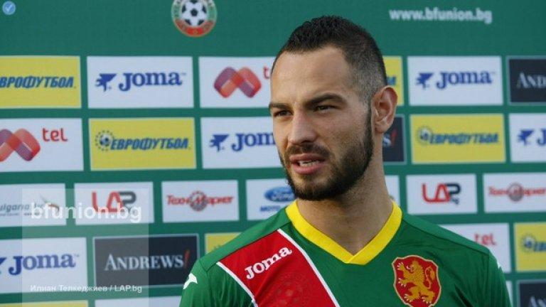 Славчев се завръща в българското първенство, в което за последно игра през пролетта на 2014 г. с екипа на Литекс